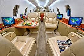 Cessna Citation X Interior 1999 Citation X For Sale General Aviation Services