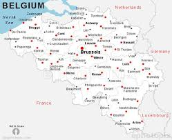 belgium city map map of belgium cities search maps belgium