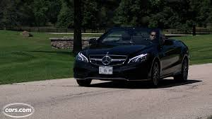convertible mercedes black 2014 mercedes benz e550 cabriolet review youtube