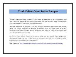 Resume Sending Mail Sample Delivery Van Driver Cover Letter