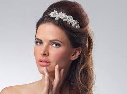 Hochsteckfrisurenen Hochzeit Mit Haarreif by Haarreif Für Die Haare Angelex Princess