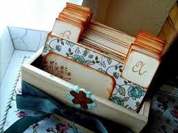 wedding wishing box no 029 rustic wedding wish guest box address file box recipe