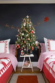 decoratedstmas trees with ribbon decorating tree ideas