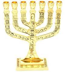 7 branch menorah for sale decorative menorah menora 7 branch israel holy