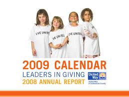 2008 annual report 2009 calendar by sara mcardle issuu