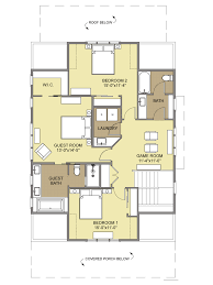 Plan 888 15 by The Manzanita Bungalow Company