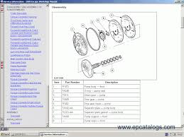 ford usa technical services 2000 2004 repair manual cars repair