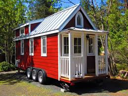mini vacation try on mt hood village u0027s new tiny homes for size