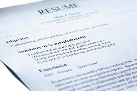 summary on a resume resume with a summary statement exle