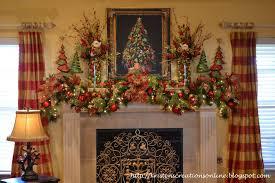 Chimney Decoration Ideas Surprising Fireplace Christmas Decorating Ideas Images Decoration