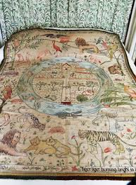 Map Quilt May And Jane Morris