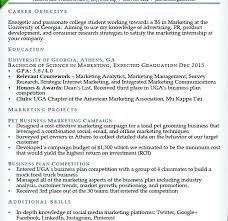 Resume Expected Graduation Sample Resume College Student Resume Templates Student Resume