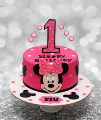 minnie mouse birthday cakes customised cakes for the best in mumbai and pune