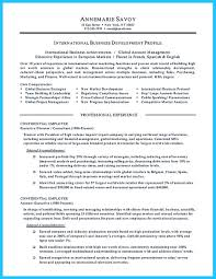 Intelligence Analyst Resume The Most Excellent Business Management Resume Ever
