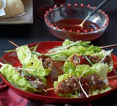 beef canape recipes beef bulgogi skewers recipe food