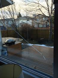 calgary windows how to deal with cracked sealed units calgary windows sealed unit failure
