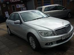 used mercedes c class used 2009 mercedes benz c class c180 kompressor blueefficiency