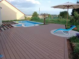 nettoyage terrasse bois composite de la terrasse à la piscine u2013 architecture bois magazine u2013 maisons