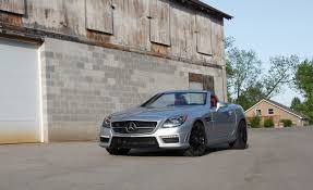 2012 mercedes benz slk55 amg instrumented test u2013 review u2013 car and