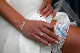 something blue wedding 10 ways to get that something blue for your wedding the