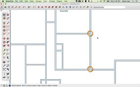 how to draw a floor plan for a house how to draw a 2d floor plan to scale in sketchup from field