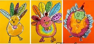 children s thanksgiving craft class 52 forsyth