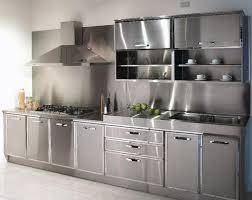 steel kitchen backsplash cabin kitchen design stainless steel kitchen design and kitchen
