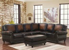 Leather Sofa San Antonio by 62 Off Bob U0027s Furniture Bob U0027s Furniture Antonio Brown Leather