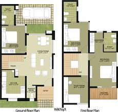 Town House Floor Plans Arun Town House In Oragadam Chennai Price Location Map Floor