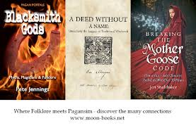 folklore and paganism moon books