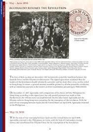 United States Timeline Map by A Graphic Timeline Of The Philippine American War Presidential