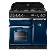 piano cuisine gaz piano de cuisson grand bleu falcon 5 foyers gaz un