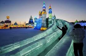 harbin snow and ice festival 2017 harbin ice and snow festival attracts visitors with opulent