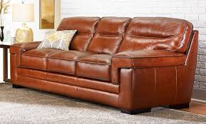 sofa outlet simon li top grain leather sofa the dump america s
