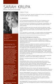 Sample Resume Of Executive Assistant by Executive Assistant Resume Sample Http Jobresumesample Com 437