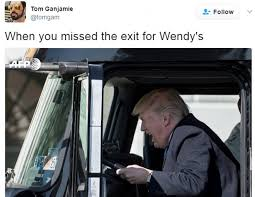 Driving Memes - donald trump truck driving memes funny photos best images jokes