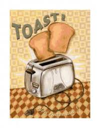 Toaster Retro Handmade Retro Toaster Pdf Cross Stitch Pattern Bellastitchery