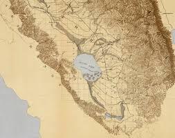Maps Sacramento File Map Of The San Joaquin Sacramento And Tulare Valleys 1873