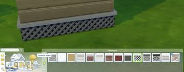 different types of house foundations sims 4 build mode tutorials for houses and landscaping