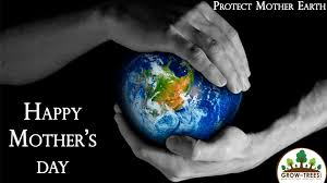 mothers earth happy s day grow trees