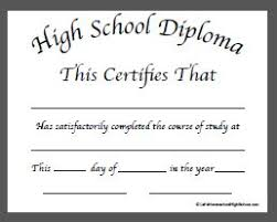 ged template best 25 high school diploma ideas on high school