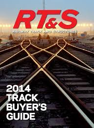 track buyer u0027s guide 2014 by railway track u0026 structures issuu