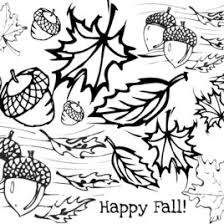 printable fall coloring pages kids coloring pages