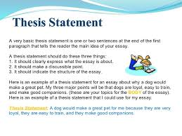 process essay thesis statement essay writing power point 1