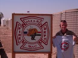 winter garden fire lieutenant serves at home overseas west