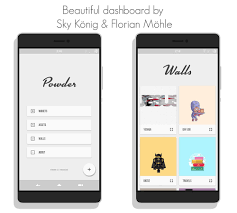 the powder apk powder for zooper 1 5 apk android personalization apps