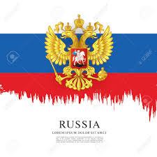 Sea Flag Meanings Flag Of Russia Russian Flag Coat Of Arms Brush Stroke