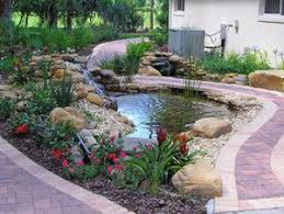 Pond In Backyard by 37 Best Water Garden Pond Images On Pinterest Backyard Ideas