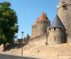 carcassonne carcassonne castle data photos u0026 plans wikiarquitectura