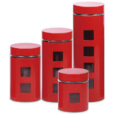 4 piece kitchen canister sets red canister set lark manor genesee 3 piece kitchen canister set